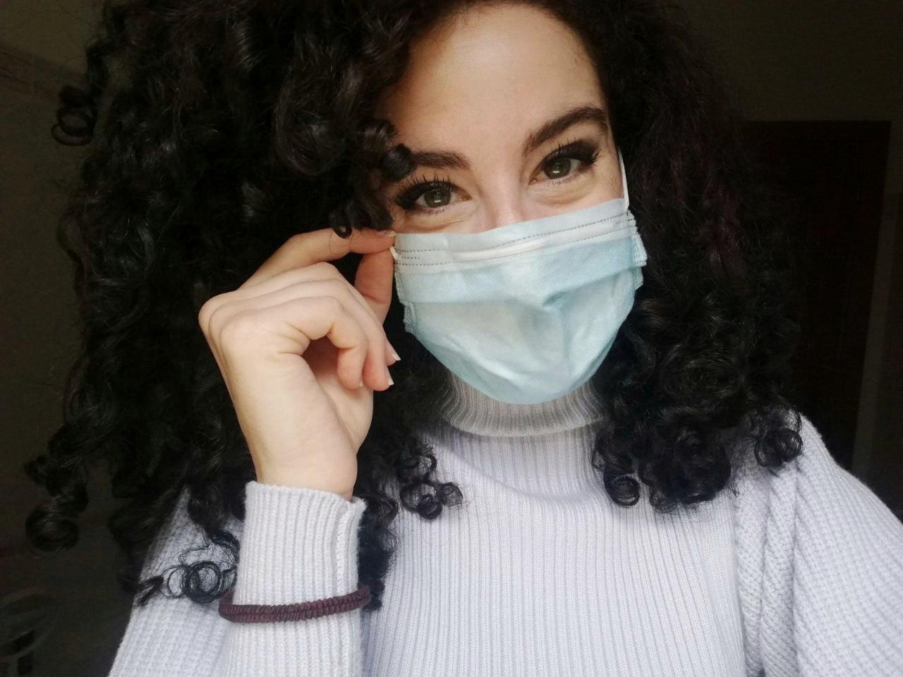 mascherina maskne