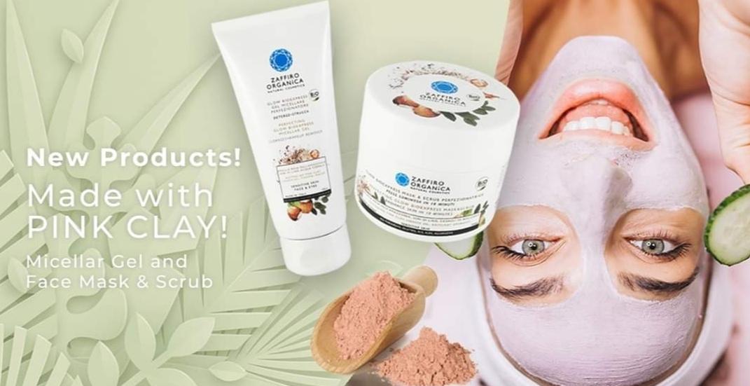 prodotti viso zaffiro organica