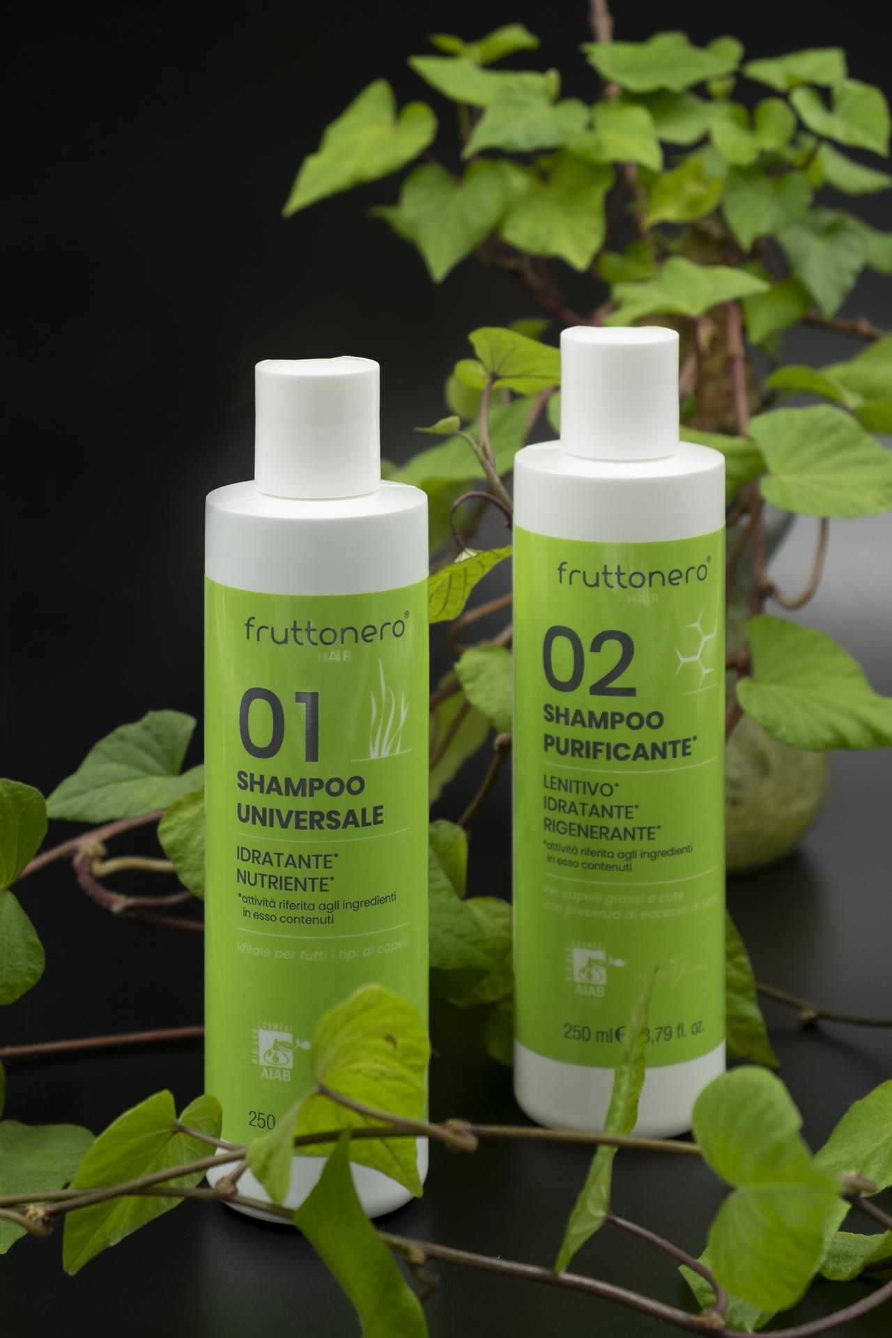 shampoo fruttonero